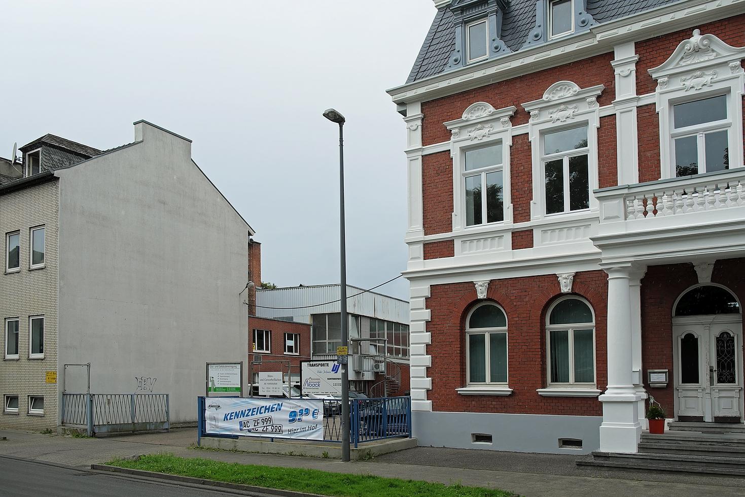 2016-07-15 ehem. Tuchfabrik Königsberger